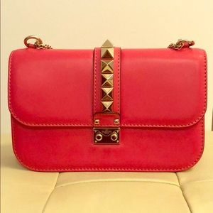 Valentino Garavani Glam Lock Bag